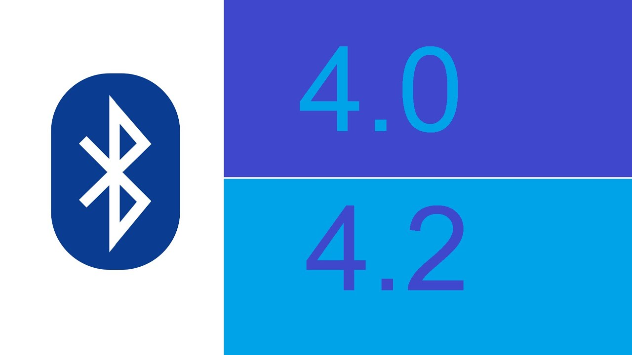 What are the Differences Between Bluetooth 4.0 & 4.2 ...