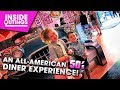 AN ALL AMERICAN 50'S DINER EXPERIENCE