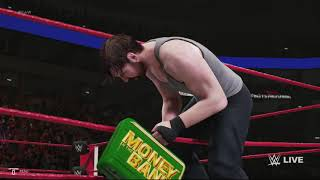 WWE 2K19 Dean Ambrose Money In The Bank Entrance (PS4/Xbox One/PC)