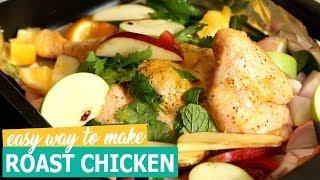 Roast Chicken | Mallika Joseph Food Tube