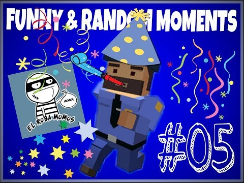 Hide.io || FUNNY & RANDOM MOMENTS || #05