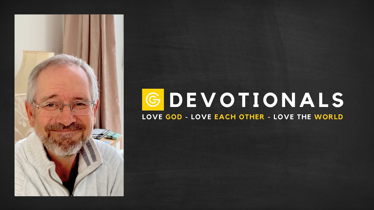 Devotional - Psalm 91 with Pete