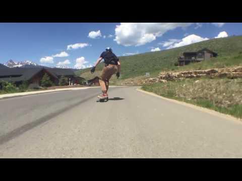 Longboarding Raw Run: Austin Priester