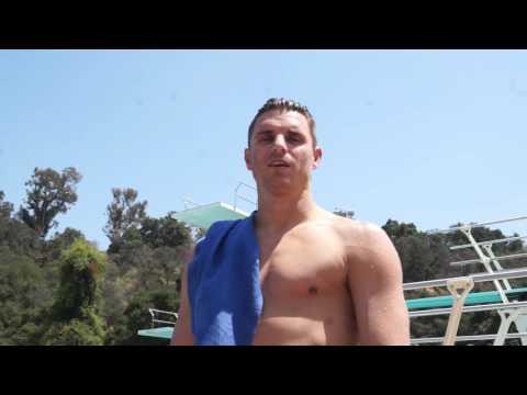Troy Dumais Keys To Diving Succes