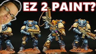 Sick Space Marines Done QUICK!
