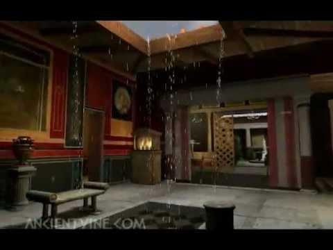 Casa Romana em 3D - YouTube