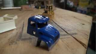 Mack Dump Truck Build - Start To Finish - 1:87