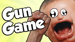 Oh My God! (gun Game Reactions - Call Of Duty: Advanced Warfare)