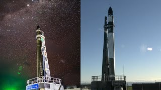 """Rocket Lab Electron """"It's Business Time"""" scrubbed launch"""