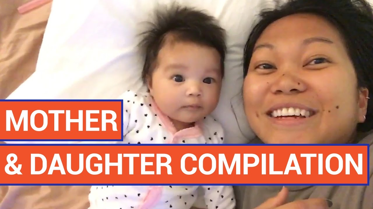 Emotional Mother and Daughter Video Compilation 2016