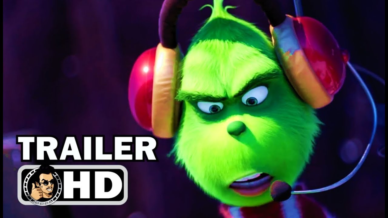 Download THE GRINCH Official Trailer #2 (2018) Benedict Cumberbatch Animated Movie