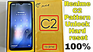 Realme C2 hard reset pattern unlock