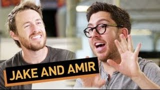Jake And Amir: Personality Quiz