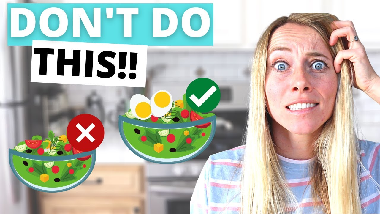 5+ Things to AVOID When You Start Intermittent Fasting