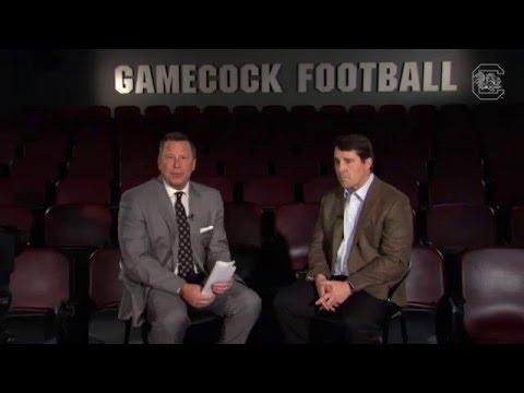 Interview: Todd Ellis and Will Muschamp