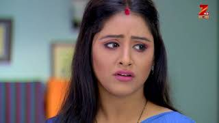 Stree - Indian Bangla Story - Epi 250 - Sep 4, 2017 - Zee Bangla TV Serial - Best Scene
