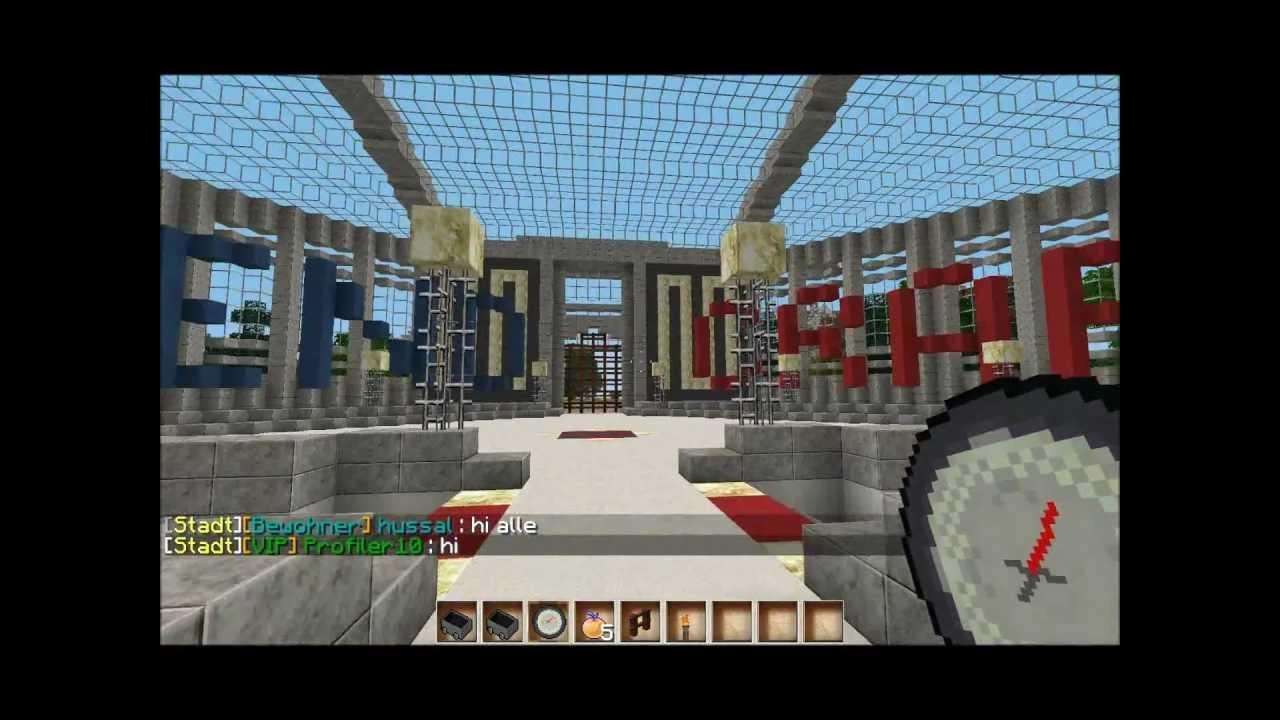 Legendcraft Minecraft Server Ohne Hamachi Cracked YouTube - Minecraft server erstellen hamachi cracked