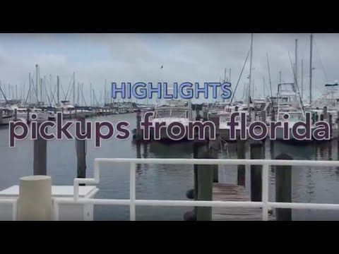 Its been a good week here in south florida - here are the pickup highlights