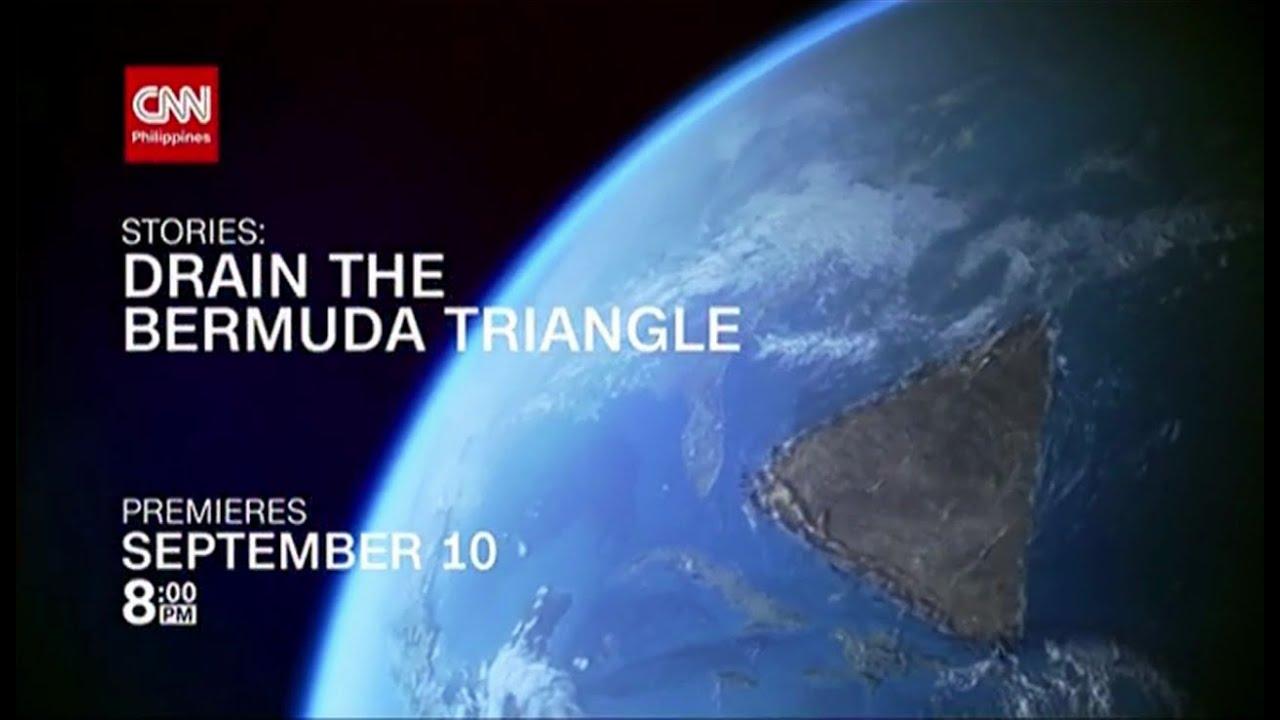 CNN Philippines: 'Stories: Drain the Bermuda Triangle' promo