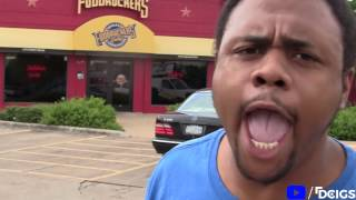 BLACK MAN ANGRY AT FUDDRUCKERS! Manager JOINS @SIGGAS