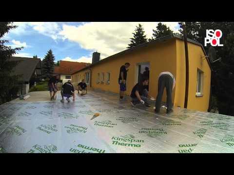 blechd cher sanieren renovation metal roofs r novat doovi. Black Bedroom Furniture Sets. Home Design Ideas