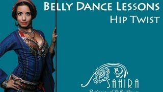 Belly Dance Lessons - Hip Twist