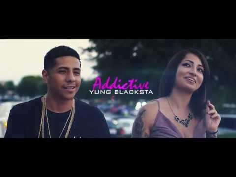 "Yung Blacksta- ""Addictive"" MUSIC VIDEO"