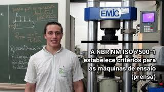 NBR 7222 - Determinação da resistência à tração por compressão diametral