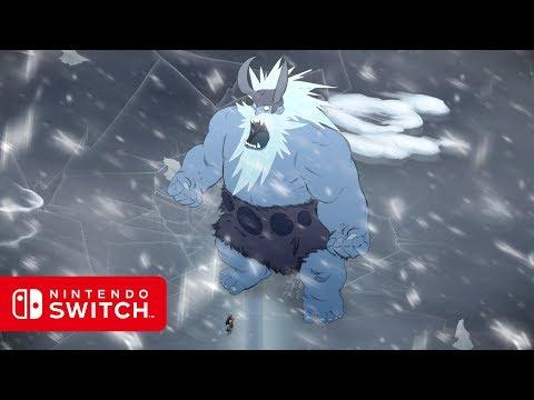 Jotun Coming to Nintendo Switch Next Week