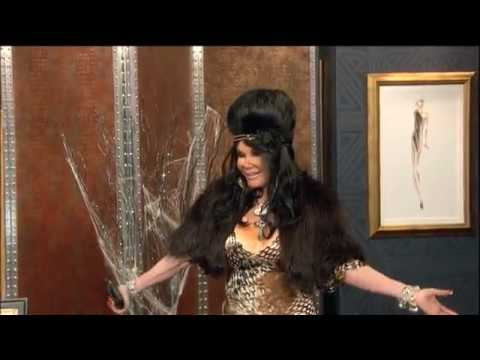 Joan Rivers Gets Snooki-fied - Fashion Police Halloween Special .