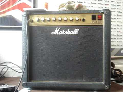 Marshall JCM Model Watt Hi Gain Dual Reverb Head