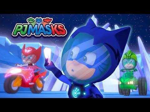 PJ Masks 🌟Space Race 🌟New Episode | Superhero Cartoons for Kids