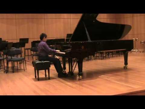 Richard Liu - Piano Recital (2014)