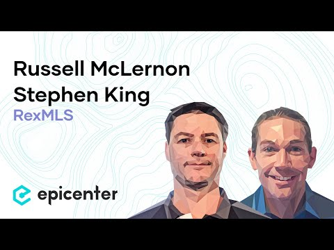 EB145 – Stephen King & Russell McLernon: Distrupting Real Estate With RexMLS - A Decentralized MLS