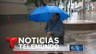 Luz al final del túnel: posible amparo a indocumentados | Noticiero | Noticias Telemundo