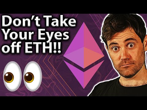 Why I'm Buying MORE ETH!! Ultimate Bank Disruptor!! 💯