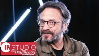 Marc Maron Teases 'Glow' Season 2 | In Studio with THR