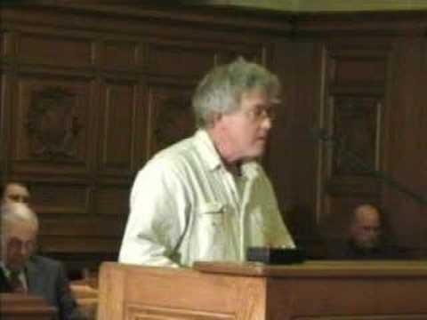 ADA violations in CT, Bill Mulready 12-3-07