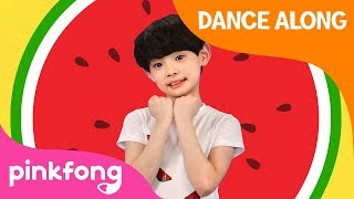 Watermelon Dance | Dance Along | Dance with me | Pinkfong Dance for Children