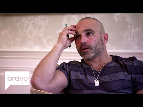 RHONJ: Joe Gorga Struggles Every Day With the Loss of His Mother (Season 8, Episode 3) | Bravo