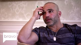 RHONJ: Joe Gorga Struggles Every Day With the Loss of His Mother (Season 8, Episode 3)   Bravo