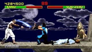 Mortal Kombat (Arcade) Kano Run-through thumbnail