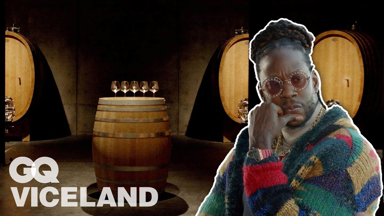 2 Chainz Tours One of the Most Expensivest Vineyards  & VICELAND