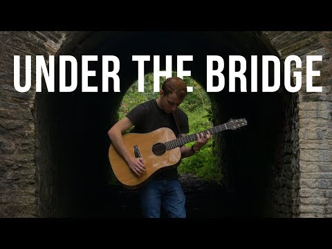 Red Hot Chilli Peppers - Under the Bridge - Fingerstyle Guitar Cover