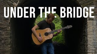 Red Hot Chilli Peppers Under the Bridge - Fingerstyle Guitar Cover.mp3