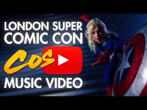 Cosplay : London Super Comic Con (LSCC) - Cosplay Music Video