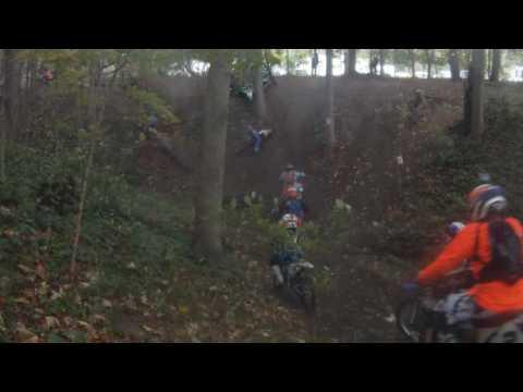 MWXC: Hunt Creek Bikes - Stationary GoPro