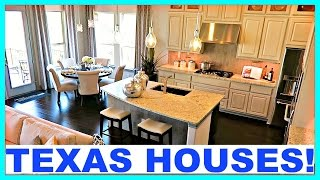 LOOKING AT HOUSES IN TEXAS!