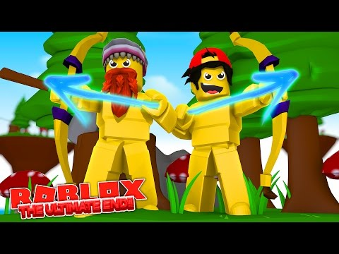THE ULTIMATE ENDING w/ Little Ropo - Sharky Gaming | Roblox