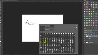 Comment Créer Pinceau dans Photoshop CC